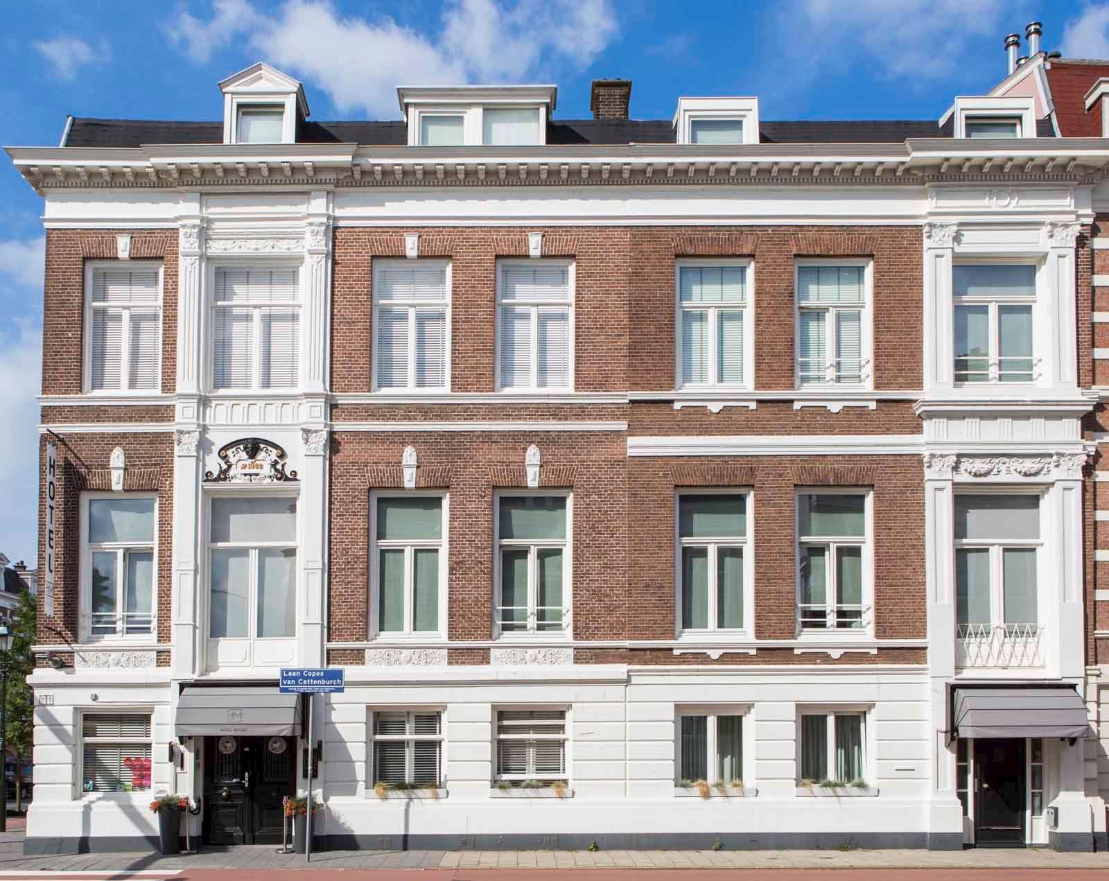 Review Mosaic Hotel Stadsvilla Mozaic Den Haag The Hague Tripadvisor